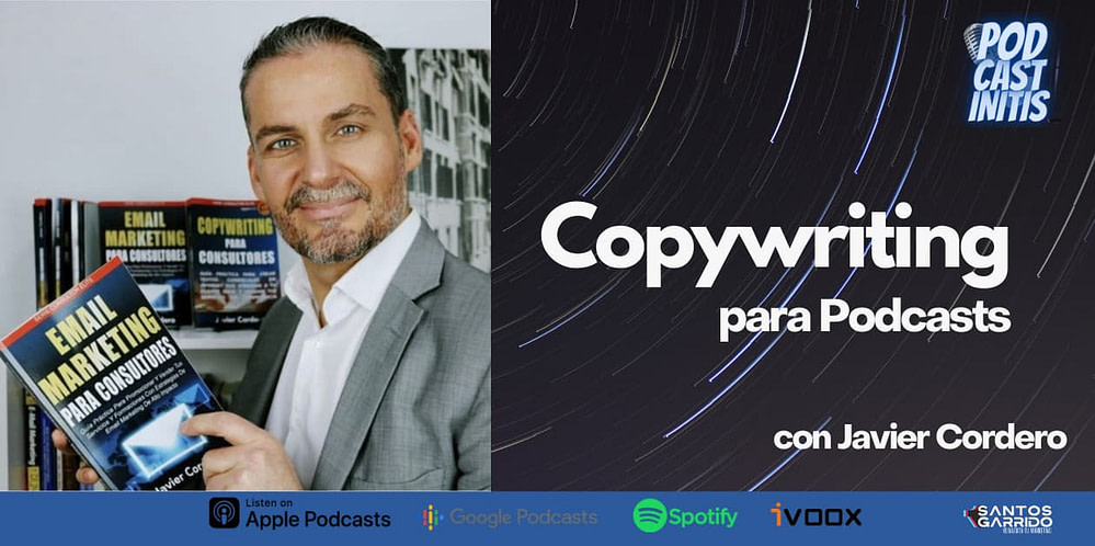 copywriting para podcast