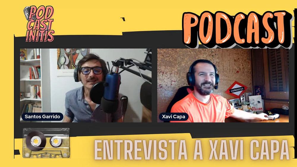 Entrevista a Xavi Capa